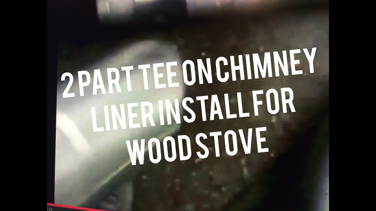 Z Flex Stainless Chimney Liner System For Wood Stove Two