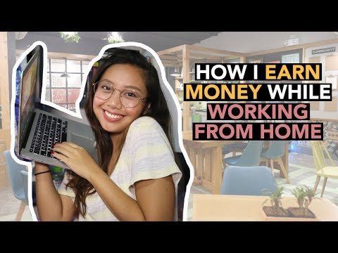 Freelance 101: HOW I WORK FROM HOME