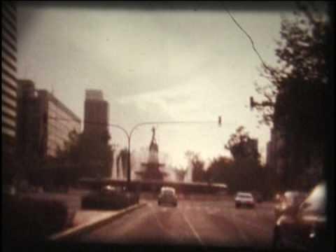 Mexico City Super 8mm Film