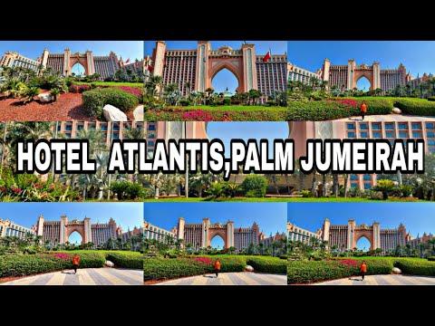 Visit to Atlantis Hotel – Palm Jumeirah Island, Dubai – By Lamyaa's Lens #Uae  #pakistanivlogger