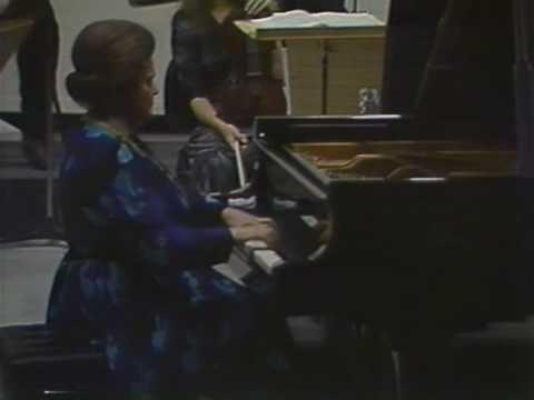 Ingrid Haebler toca Mozart 27 com Morozowicz 2ªparte MPEG