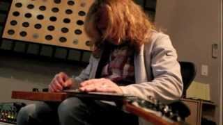 Megadeth at Vic's Garage - Studio Update #2 December 2012
