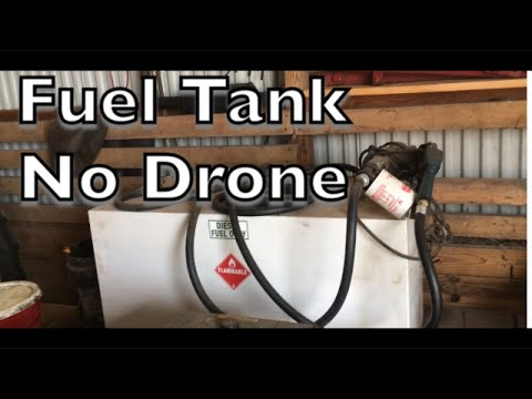 Fuel Storage & No Drones