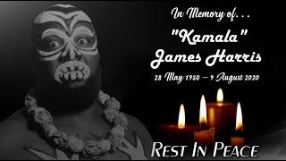 "† ""KAMALA"" JAMES HARRIS † TRIBUTE VIDEO"