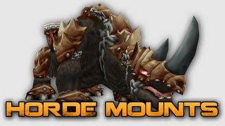 NivTut - Getting Your Mount: Horde