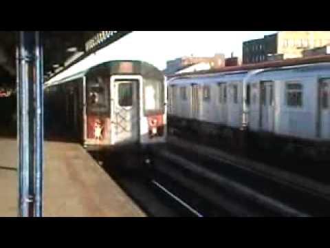 tren 6 de new york