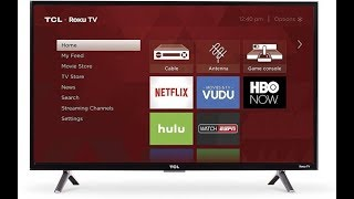 TCL 43S4 - 43 inch Full HD LED Smart TV
