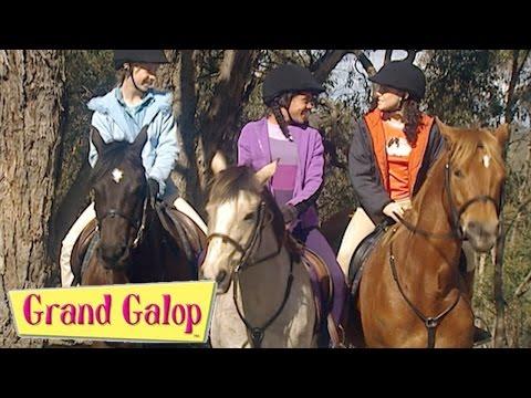 Grand Galop - Une championne au Pin creux Partie 1 et Partie 2  Grand Galop Saison 2 Épisode Complet