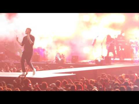 """""""Believer"""" - Imagine Dragons - #Welcome! Concert for ACLU - Los Angeles, CA - 04/03/2017 - HD"""
