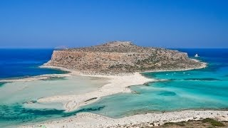 Best places in Western Crete, Greece [HD]