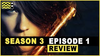 Wynonna Earp Season 3 Episode 1 Review and After Show!