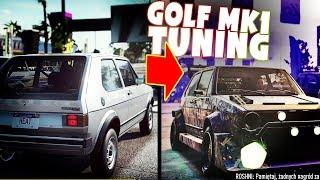 NFS HEAT  GOLF MK1 TUNING OFFROAD