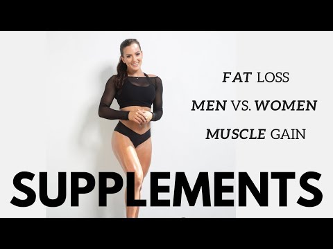SUPPLEMENTS MADE EASY – What's Most Effective for FAT LOSS & MUSCLE GAIN?