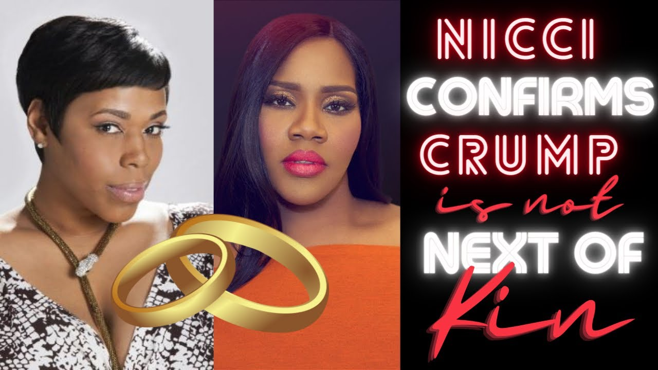 Download #NicciGilbert Said What? Crump Is Not #KellyPrice's Next Of Kin?
