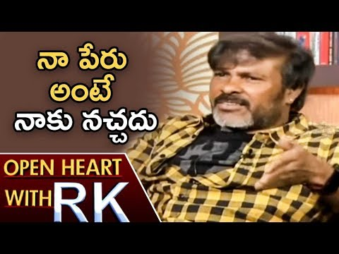Cinematographer Chota K Naidu Reveals Reason Behind His Name | Open Heart With RK | ABN Telugu