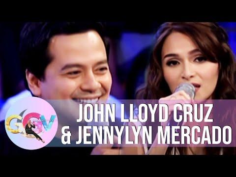 GGV: Jennylyn sings John Lloyd