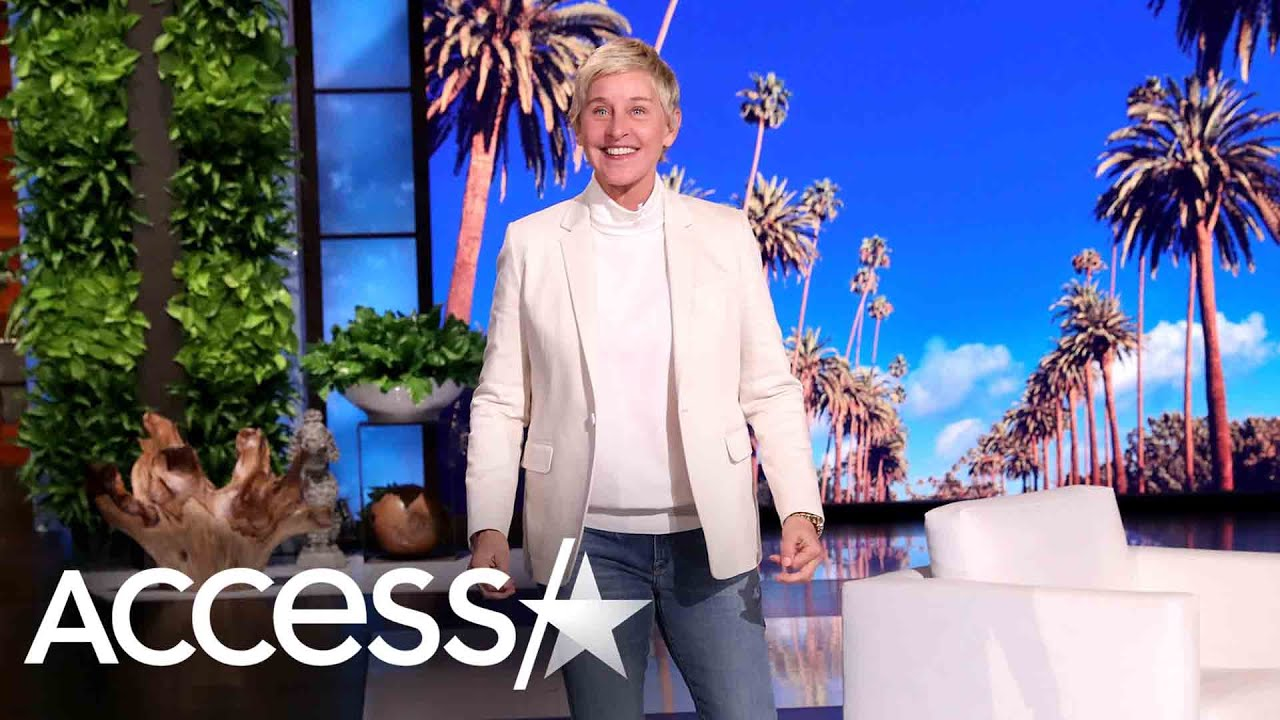 Ellen DeGeneres addresses toxic workplace allegations in season ...