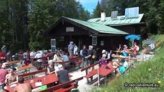 Grünstein-Hütte & Abstieg nach Schönau am Königssee - Abenteuer Alpin 2011 (Folge 4.4)