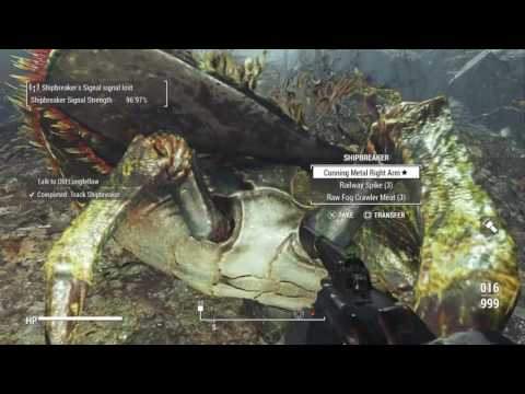 Fallout 4 far harbor how to find shipbreaker