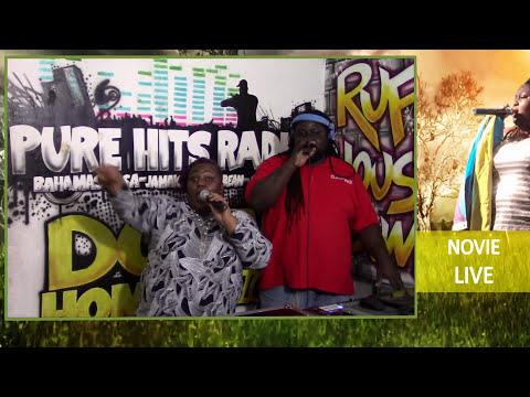 Bahamas Music | Sonovia Pierre Live on Down Home Radio Bahamas