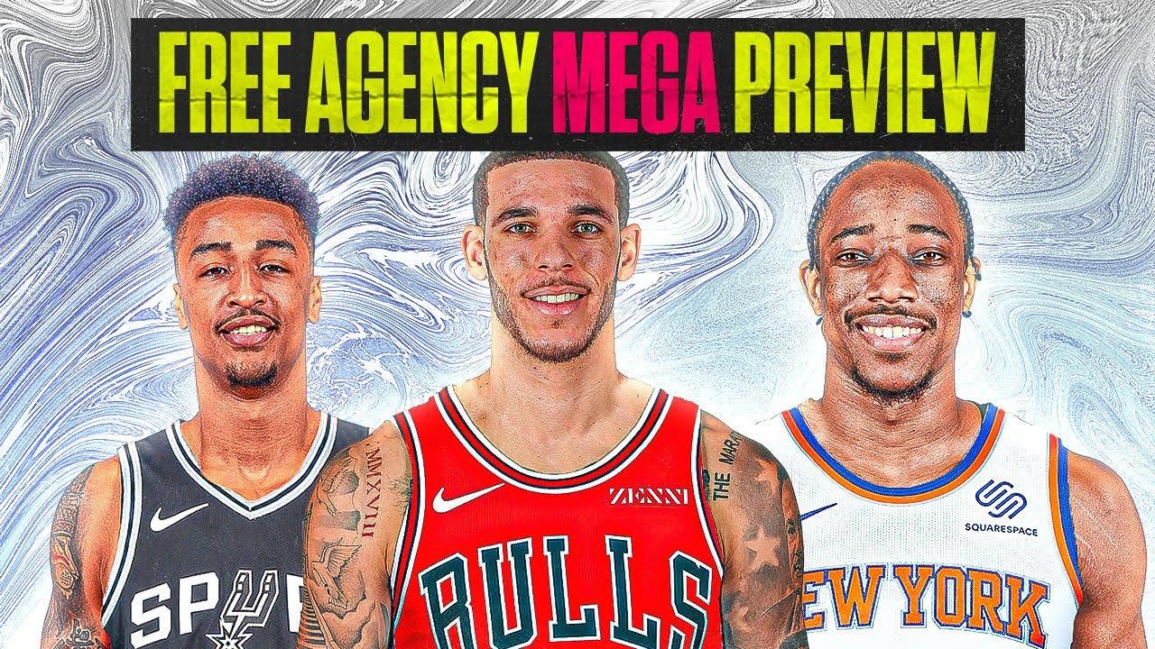 2021 NBA Free Agency Open Thread