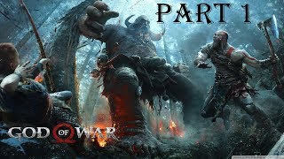 God of War Part 1 Die Vergangenheit  PS4 PRO