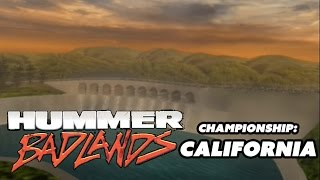 Xin Plays: Hummer Badlands (PS2) Part 8: Championship: California