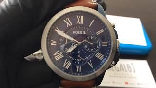 Reloj FOSSIL FS5151 - UNBOXING FOSSIL Watch FS5151 (Regaloj)