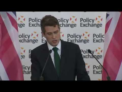 "Gavin Williamson's speech at the Policy Exchange - Russia should ""shut up and go away"""