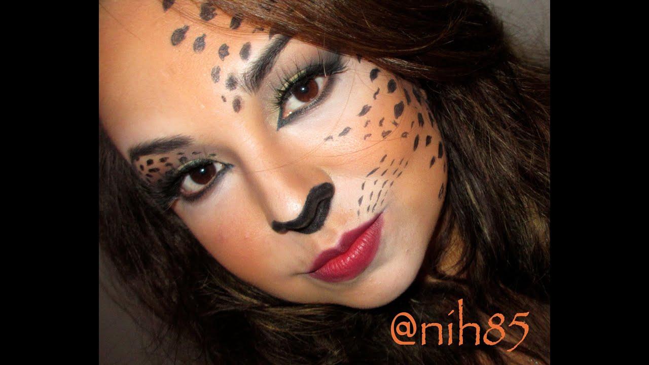 Sexy Cat Makeup For Halloween Sexy Halloween Look: G...