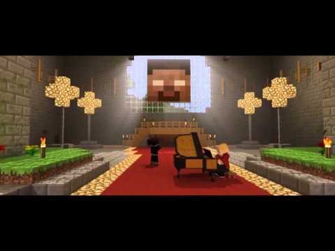 @ The Miner @ A Minecraft Parody Songs @