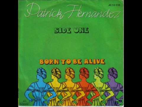 patrick hernandez - born to be alive extended version by fggk