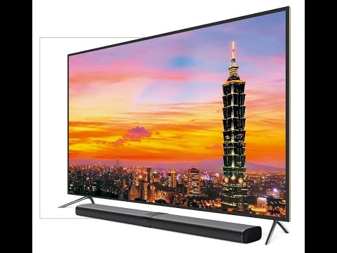 "Xiaomi Mi TV 3S comes in 55"" and 65"" 4K TVs with HDR and great audio."