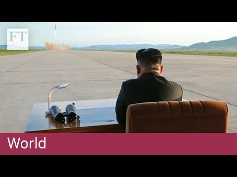 North Korea: Kim Jong Un ousts military chiefs ahead of talks