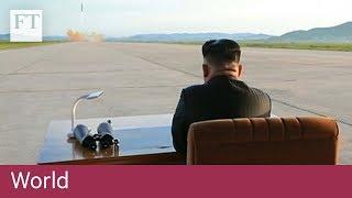 North Korea: Kim Jong Un ousts military chiefs ahead of talks