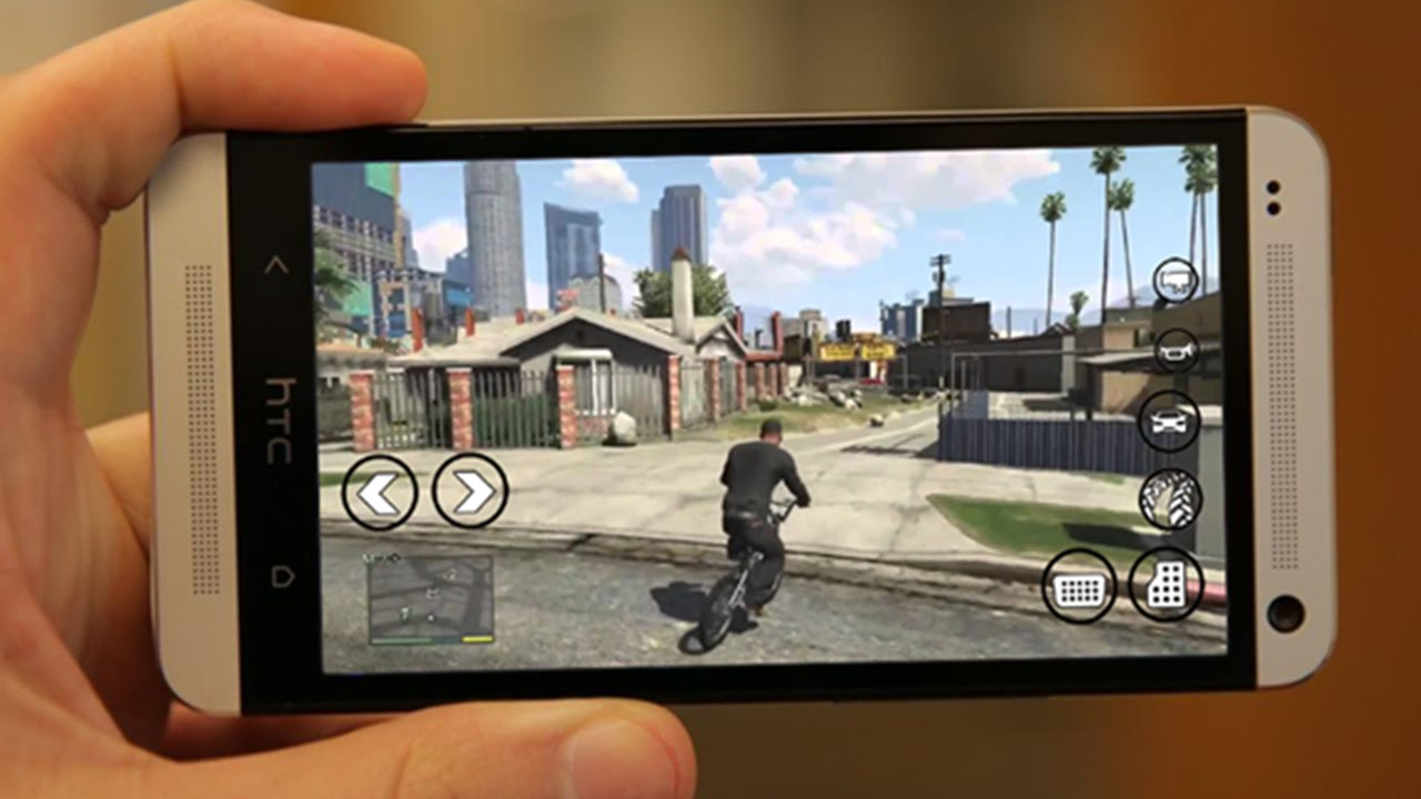 نتيجة بحث الصور عن gta 5 android phone