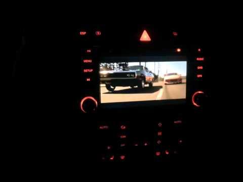 Магнитола для Audi A4 B6/b7 Android 4.4