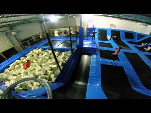Session trampoline gladiaball gravity youtube - Trampoline clermont ferrand ...