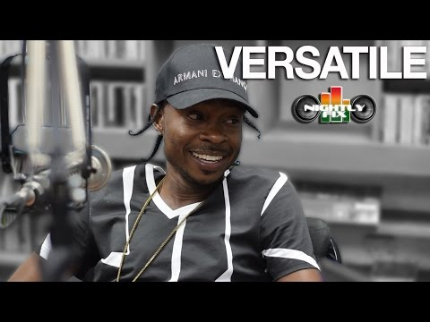 Versatile talks unruly link + details writing for I-Octane, Beenie Man & Bounty Killer