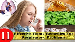 11 Home Remedies For Respiratory Problems   how to cure shortness of breath
