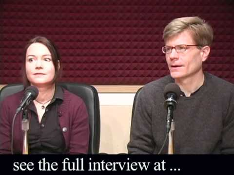 Steve Bertrand on Books: Lisa Lutz and David Hayward on collaboration