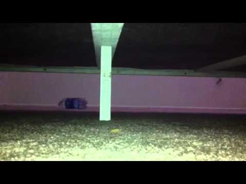 Broken bed frame - YouTube