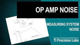 TI Precision Labs - Op Amps:  Noise - Measuring system noise