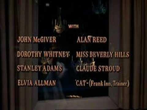 Colazione da Tiffany - Audrey Hepburn - Pima Scena