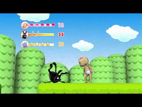 bebe lilly les jeux video new clip flv youtube