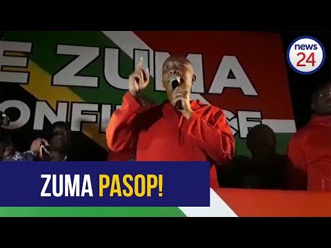 WATCH: Malema tells Jacob Zuma to 'pas op' after narrow no confidence vote