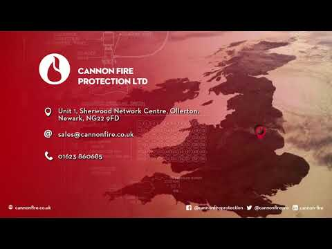 About - Cannon Fire Protection & Cannon Fire Sprinklers