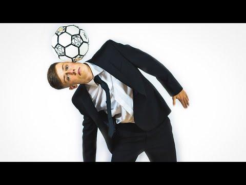 World Freestyle Football Record Holder | Ben Nuttall