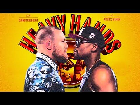 Mayweather-McGregor preview, feat. Felix Biederman (Heavy Hands #173)
