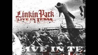 Gambar cover Linkin Park Live in Texax Full Album 2003 Full HD
